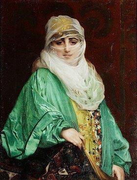 Jean-Léon Gérome: Dame aus Konstantinopel