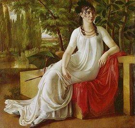 Gottlieb Schick: Wilhelmine Cotta
