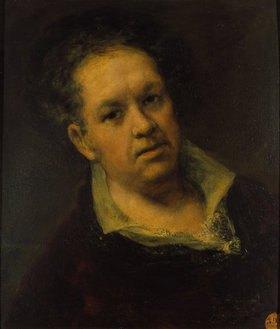 Francisco José de Goya: Selbstbildnis