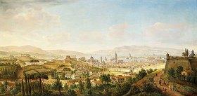 Gaspar Adriaens van Wittel: Ansicht von Messina, Sizilien