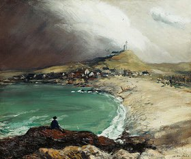 William James Glackens: Cap Noir, St. Pierre