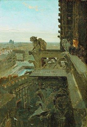 Winslow Homer: Wasserspeier an Notre Dame
