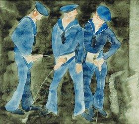 Charles Demuth: Drei Matrosen