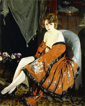 Virgilio Costantini: Marienkäfer (Coccinella)