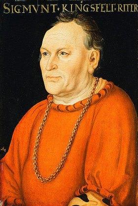 Lucas Cranach d.Ä.: Porträt von Sigmunt Kingsfelt
