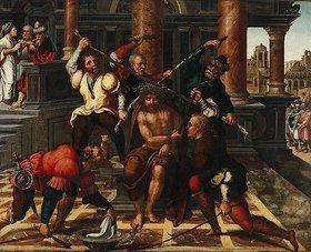 Barent van Orley: Die Dornenkrönung Christi