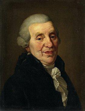 Johann Fr. August Tischbein: Johann Wilhelm Ludwig Gleim