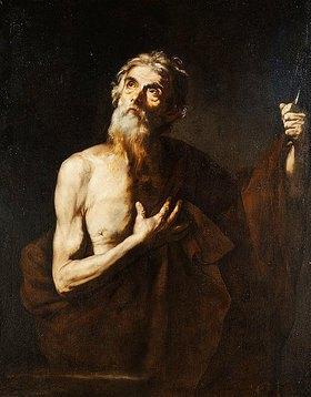 Jusepe de Ribera: Der hl. Bartholomäus