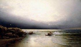William Trost Richards: Lands End - die Küste von New Jersey