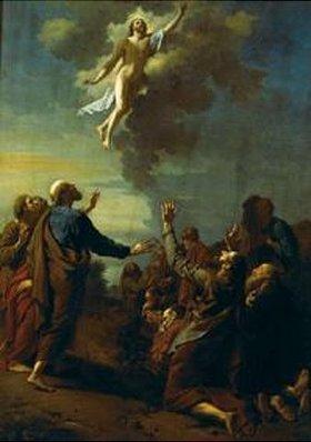 Adriaen van der Werff: Die Himmelfahrt Christi