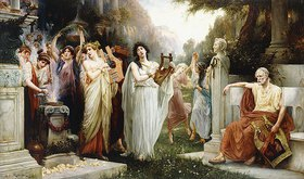 George Edward Robertson: Das Orakel