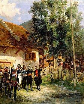 Edouard Detaille: Die Unterweisung