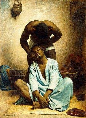 Léon Bonnat: Der Barbier von Suez
