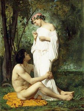William Adolphe Bouguereau: Idylle