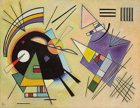 Wassily Kandinsky: Schwarz und Violett