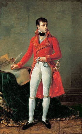Antoine Jean Gros: Porträt von Napoleon Bonaparte