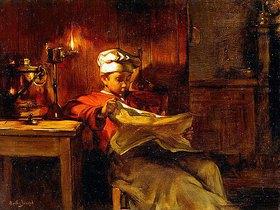 Joseph Bail: Der kleine Koch (Petit Cuisinier)