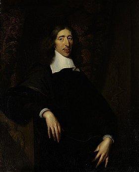 Caspar Netscher: Jan de Witt (1625-1672)