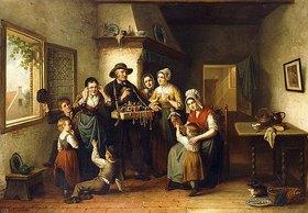 J.J.M. Damschroeder: Die Ware des Hausierers
