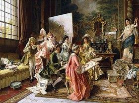 Arturo Ricci: Die Kunstklasse