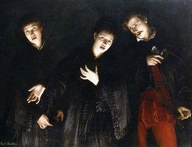 Paul Rouffio: Drei Sänger (Trio a Capella)