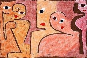 Paul Klee: Gruppe macht Augen