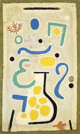 Paul Klee: Die Vase