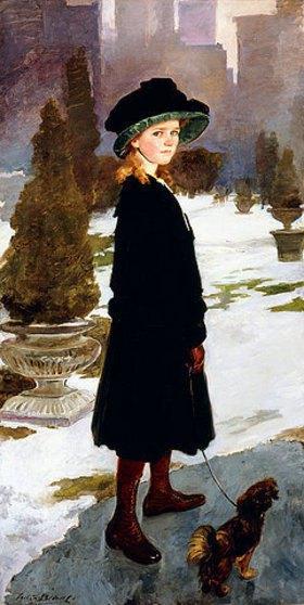 Cecilia Beaux: Porträt von Alice Davison