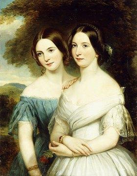 Samuel West: Porträt von zwei Schwestern