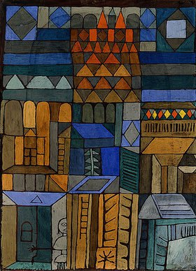 Paul Klee: Beginnende Kühle