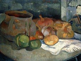 Paul Gauguin: Stilleben mit Koloquinten (Nature Morte aux Colquintes)