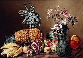 Conrad Wise Chapman: Stillleben mit Ananas
