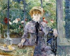 Berthe Morisot: Nach dem Mittagessen (Après le Dejeuner)