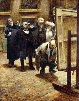 Albert Guillaume: Das Meisterwerk (Le Chef d'Oeuvre)