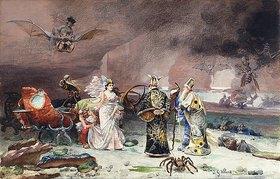 Jehan Georges Vibert: Ein Märchen (Un conte de fées)