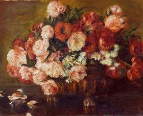Auguste Renoir: Stilleben mit Pfingstrosen