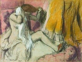 Edgar Degas: Nach dem Bade