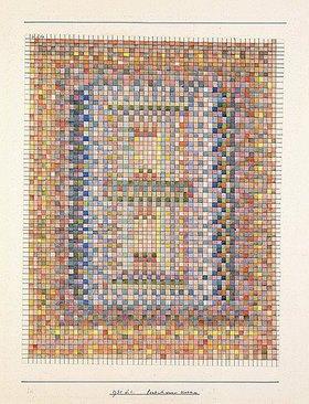Paul Klee: Portal einer Moschee
