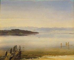 Christian E.B Morgenstern: Starnberger See