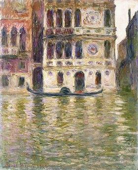 Claude Monet: Der Palazzo Dario