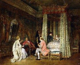 Ignacio de León y Escosura: Im Gemach des Prinzen