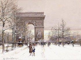Eugene Galien-Laloue: L'Arc de Triomphe
