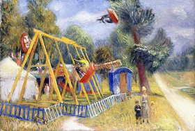 William James Glackens: Kirmes