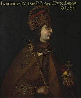 Süddeutsch: Herzog Ludwig IV., der Bayer (1283-1347)