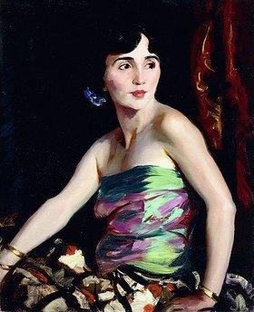 Robert Henri: Isolina Maldonado - Spanische Tänzerin