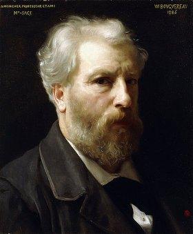 William Adolphe Bouguereau: Selbstbildnis