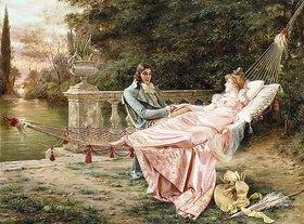 Joseph Frederick Charles Soulacroix: Verlobt