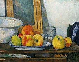 Paul Cézanne: Stillleben mit offener Schublade (Nature Morte au Tiroir Ouvert)