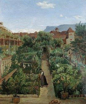 Rudolf Friedrich Wasmann: Meraner Blumengarten