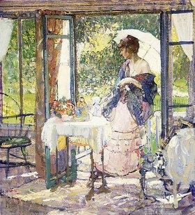 Richard Edward Miller: Die Veranda (The Sun Room)